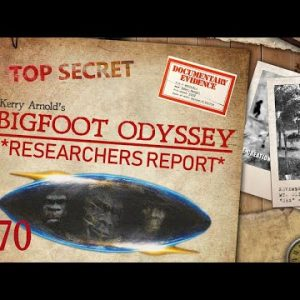RR#70  Beasts Of Britain Andy McGrath talks cryptids with  Kerry Arnold & Daniela Agliolo