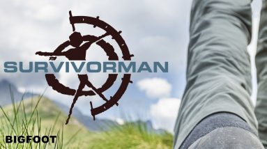 Survivorman | Bigfoot | The Interview with Hereditary Chief Archie Robinson | Les Stroud