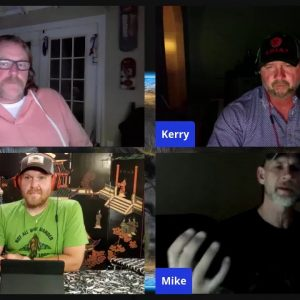 Late Show with guest Mike Paterson (Sasquatch Ontario) & Ryan Rush (Frosted Forest Sasquatch)