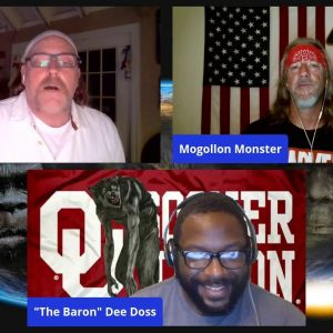 Late Show sit in with Dee Doss & Mogollon Monster