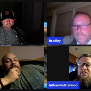 Late Show Sit In with Hilton Whittlewood