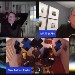 Late Show with Blue Falcon Radio