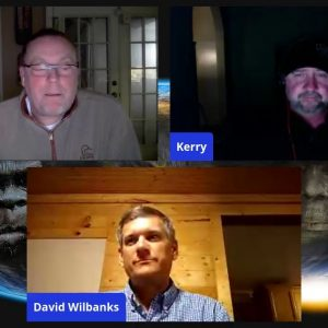 Late Show with guest David Wilbanks