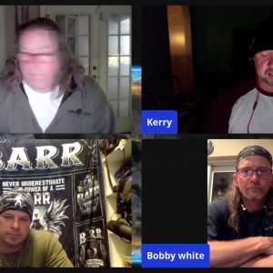 Late Show with guest Jimmy Barr