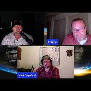 """Late Show with guest Mark Copeland AKA """"Live Wire"""""""