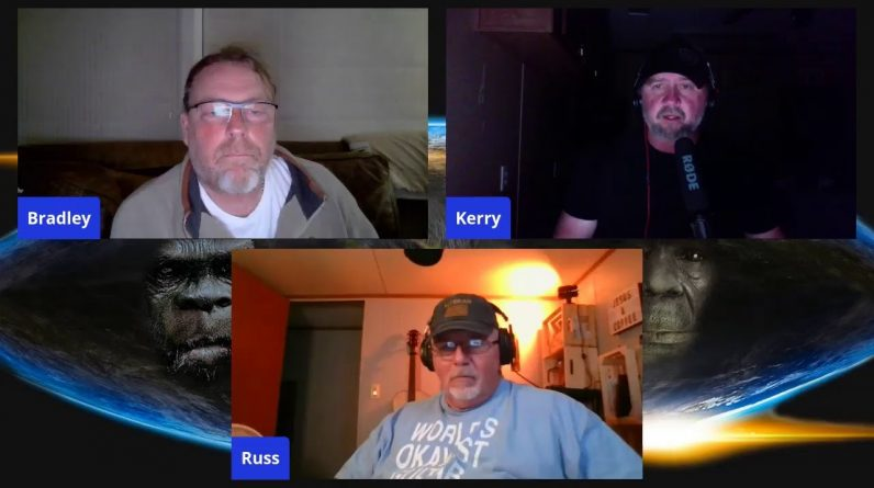 Late Show with guest Russ Snell