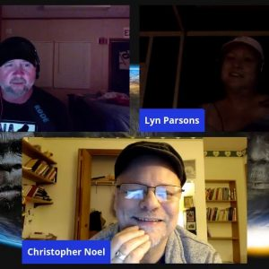 Late Show with guests Christopher Noel and Lyn Parsons
