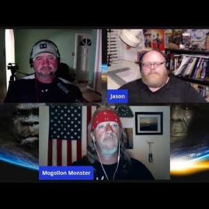 Late Show with Kerry. guests Mogollon Monster and Jason McLean