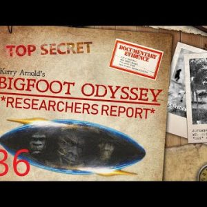 RR#36 Guest Hiker Dave N E Bigfoot talks to Kerry& Daniela about all things bigfoot and hiking!!