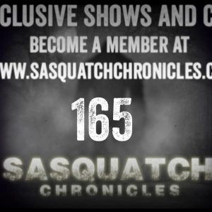 SC EP:165 Calling 911 and reporting a Sasquatch
