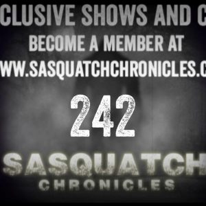 SC EP:242 The Navajo Nation and Sasquatch