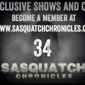SC EP:34 Charged by a Sasquatch!