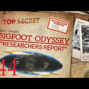 RR#44 Guest Lee McNew -Cryptids, Myths & Mysteries talks to hosts Daniela, Brent & Don