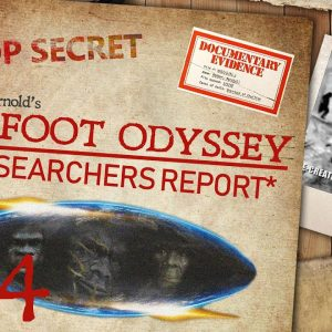 RR#74 Guest Blake Duescher talks about his encounters  bigfoot with Kerry & Daniela