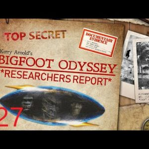 RR#27 Guest Tracy Arnold/ Hiking with Sasquatch Outlaw , Hosts Brent Thomas  & Daniela