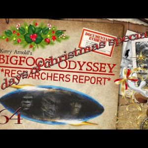 RR#64 Rick Weaver & Wayne Totherow share their research and encounters with Daniela