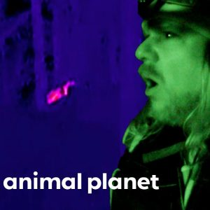 Matt's Thermal Camera Detects A Mysterious Creature | Finding Bigfoot