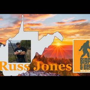 Bigfoot and Beyond with Cliff and Bobo - EP. 049: Rappin' with Russ Jones Part Two