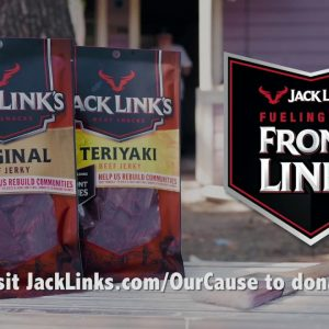 """Jack Link's Fueling the Front Lines """"Back to Before"""" :15"""