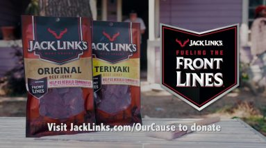 """Jack Link's Fueling the Front Lines """"Back to Before"""" :30"""