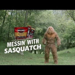 Jack Link's Messin' With Sasquatch - Drone Commercial