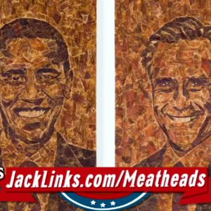 Meat the Candidates: The Making of Barack Obameat and Meat Romney