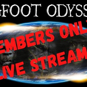 MEMBERS ONLY LIVE STREAM  - with guest WES GERMER