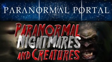 Paranormal NIGHTMARES and CREATURES