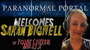 SARAH BIGNELL of YOWIE CENTRAL and A.Y.R.