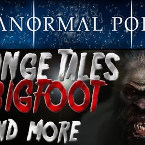 Strange Tales of BIGFOOT and MORE