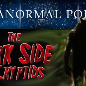 The Dark Side of Cryptids