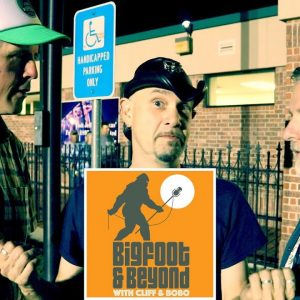 Bigfoot and Beyond with Cliff and Bobo - Ep. 024: Stark Ravin' Naked Minisode