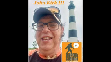 Bigfoot and Beyond with Cliff and Bobo - Ep. 043: John Kirk: Sasquatch History and Lake Monsters