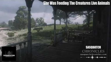 SC Shorts: She Was Feeding The Creatures Live Animals